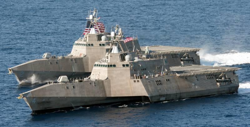 Конструктор обвинил ВМС США в краже его идеи