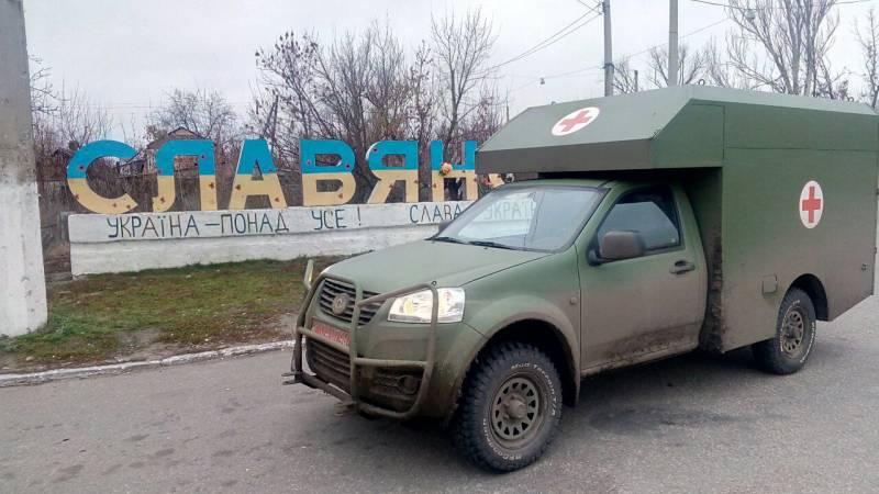 «Богдан» заявил об успешном завершении испытаний санитарного автомобиля.