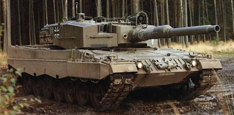 Немецкий основной боевой танк Leopard 2: этапы развития.Часть 3