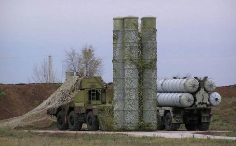 Взаимосвязь между испытаниями С-300ПС близ Крыма, заявлениями Турчинова и реальной ситуацией на Донбассе