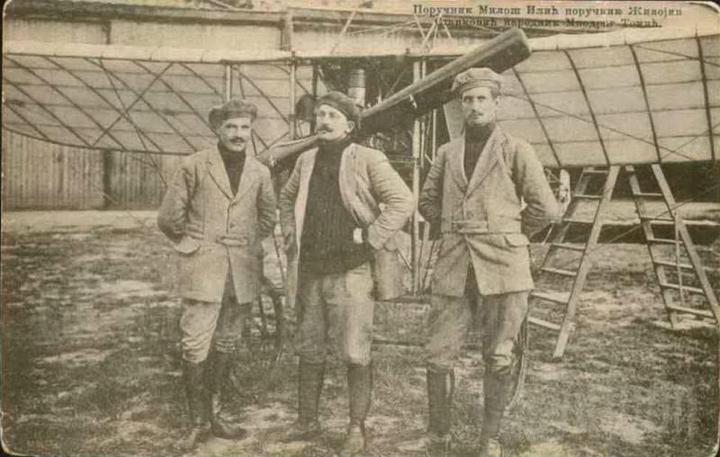Защитники сербского неба. Как создавалась авиация Королевства Сербия