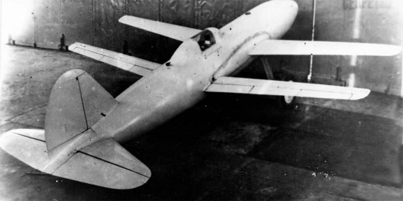 Проект скоростного истребителя РК-И / РК-800