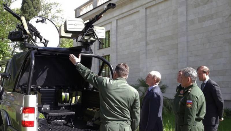В ЦВО на базе мотострелковой бригады создан высокомобильный батальон