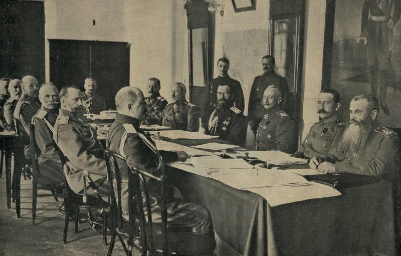 Оперативное искусство и Русский фронт Первой мировой. Часть 2