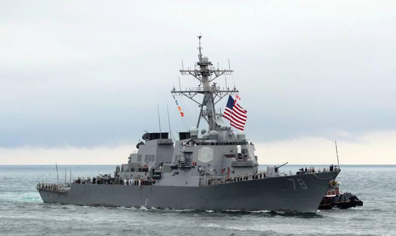 США могут увеличить длительность пребывания своих кораблей в Чёрном море