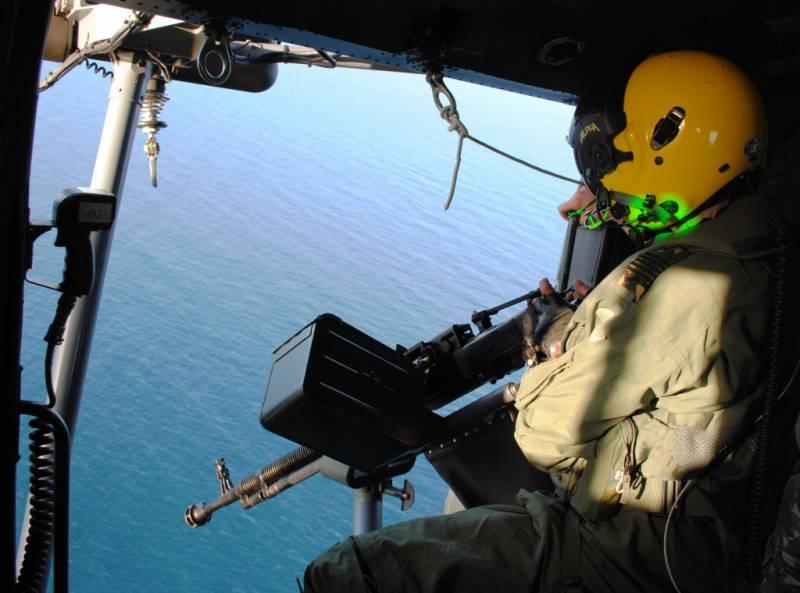 Палубные вертолёты ВМС Румынии. Часть 2-я