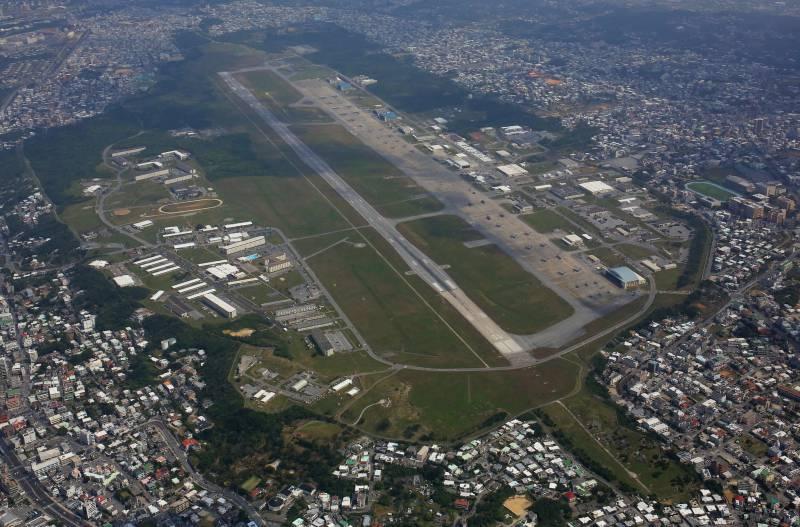 Американцы «подарили» Японии четыре тысячи гектаров