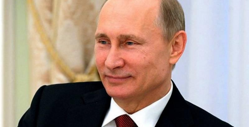Президент РФ в шутку предложил не опровергать сообщения СМИ о планах создания в России телепорта