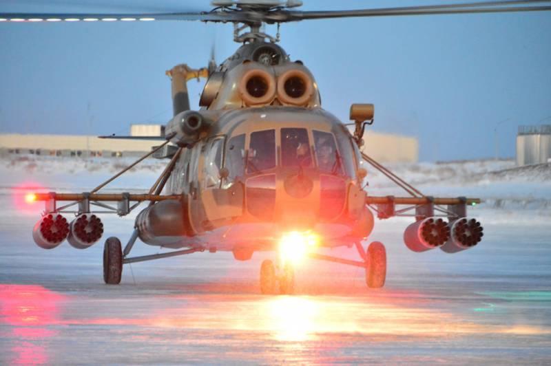 ВВС Казахстана получили очередные Ми-171Ш