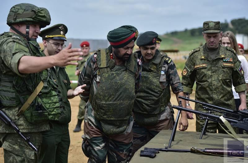 Индия планирует создать на своей территории лицензионное производство современных снайперских винтовок