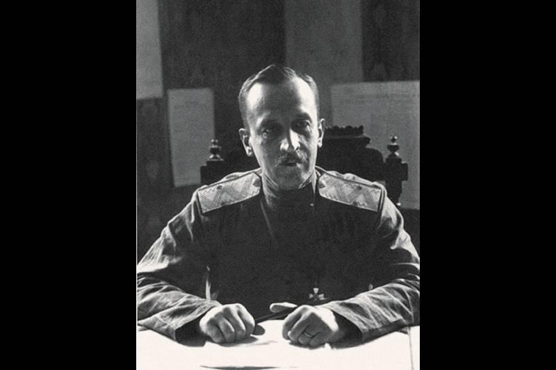 Поход генерала Бредова