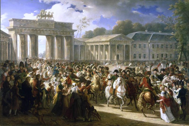 Кампания в Польше. Как Наполеон пытался разгромить русскую армию