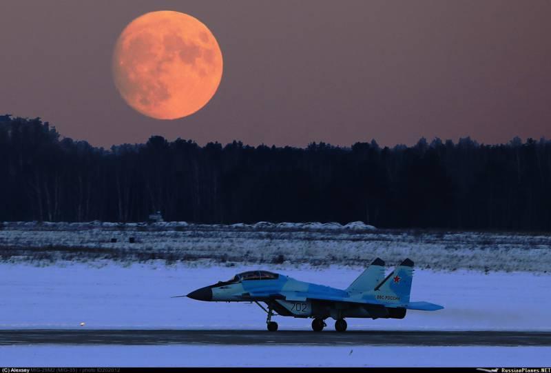 СМИ: начаты испытания опытного образца МиГ-35