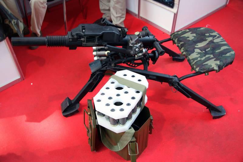 Автоматический гранатомет «Балкан» будет принят на вооружение