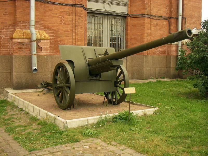 107-мм пушка образца 1910/30 годов