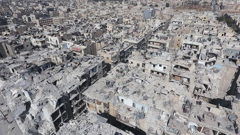 Согласован выход боевиков из юго-восточных кварталов Алеппо