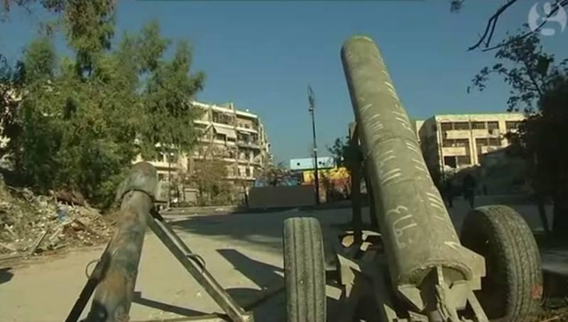 Проект «ЗЗ». Алеппо, русские и Асад