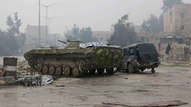 Обама поручил командованию коалиции принять «меры по снижению насилия в Сирии»