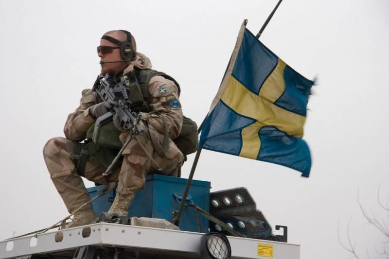Гражданская оборона Швеции готовит граждан к войне