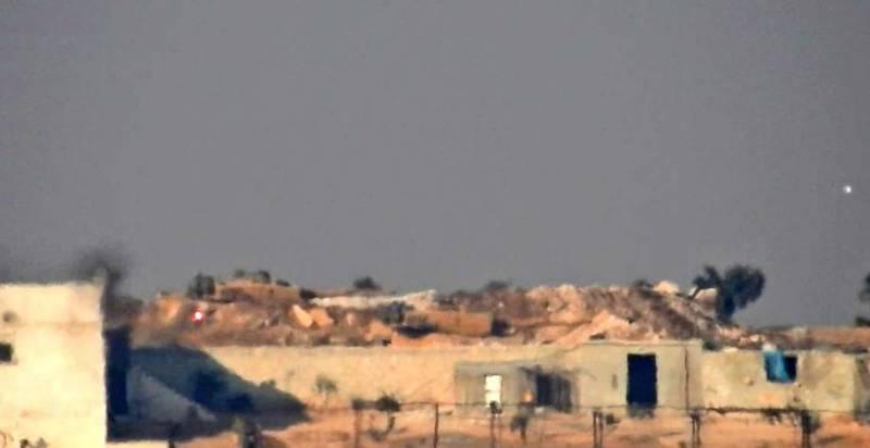 Боевики подбили в Сирии еще 2 турецких «Леопарда»