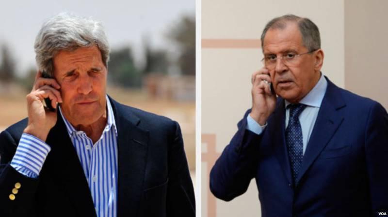 Керри обвинил в срыве перемирия в Алеппо сирийскую армию