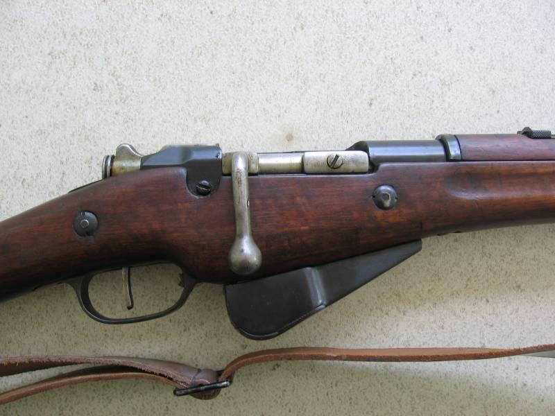 Винтовка Бертье – винтовка для зуавов и всех остальных