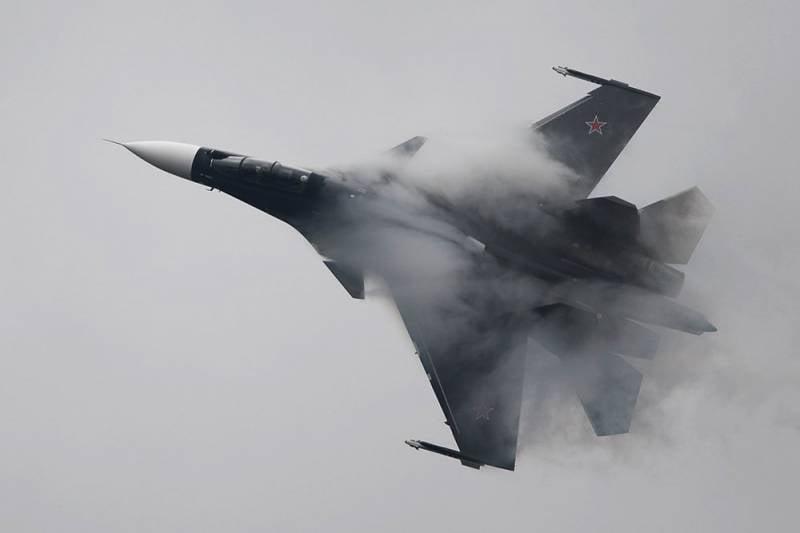 В Крыму сформирована полноценная эскадрилья Су-30СМ