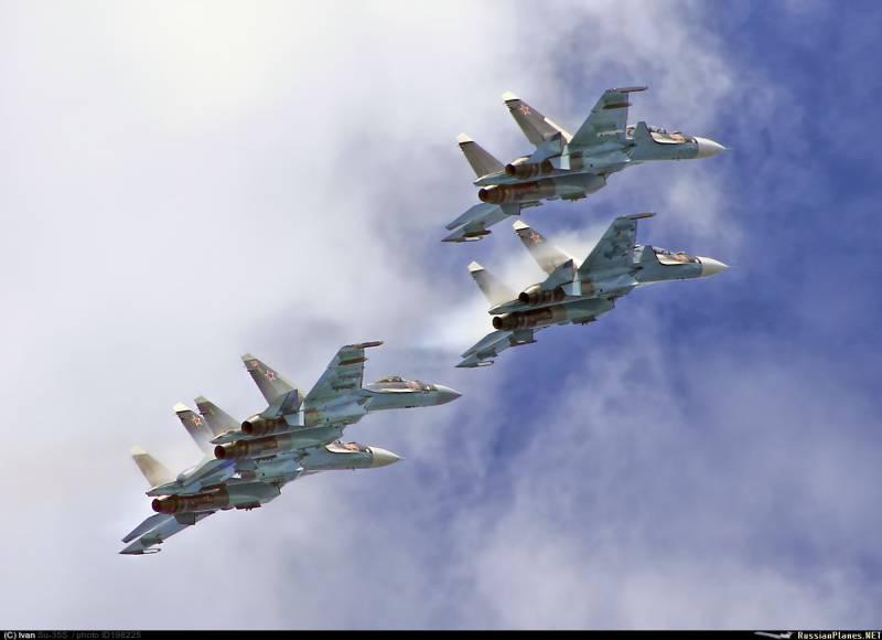 СМИ: ВКС планируют иметь в своем составе не менее 700 истребителей