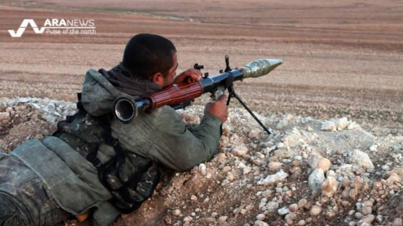 """Пока ИГ """"занято"""" Пальмирой, курды наступают в Ракке"""