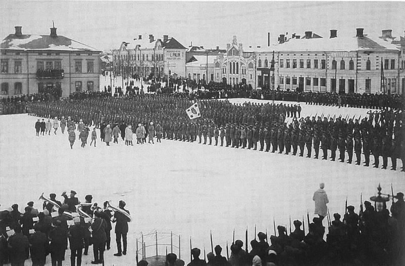 Вновь Север против Юга, или Гражданская война по-фински