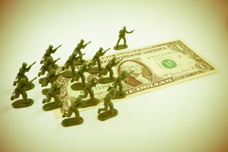 Сначала бизнес, потом война