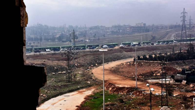 Рудской: РФ самостоятельно провела операцию по выводу боевиков из Алеппо, поскольку США отказались в этом участвовать