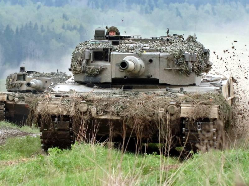 Немецкий основной боевой танк Leopard 2: этапы развития. Часть 6