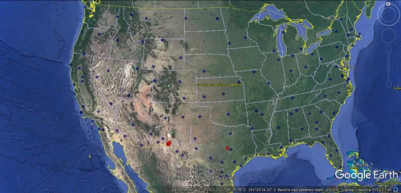 Система ПВО Северной Америки (часть 5)