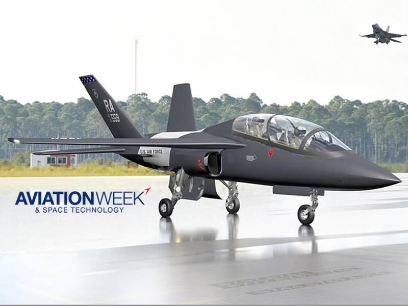 Новый проект учебного самолета от «Sierra Nevada Corporation» для американского тендера Т-Х