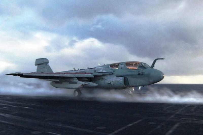 Видео: американского техника сдувает реактивной струей самолётного двигателя