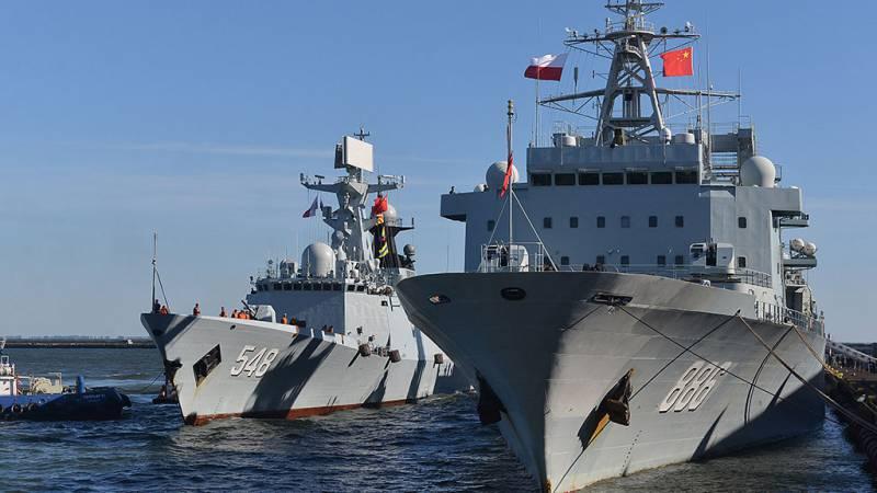 И снова громкие заявления о свободе судоходства в Южно-Китайском море