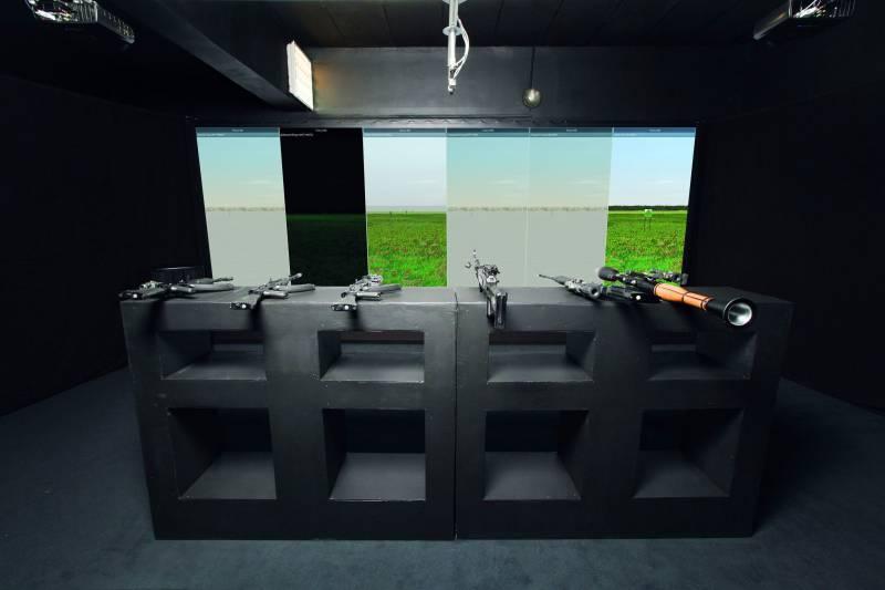 Группа «Кронштадт» в 2016 г поставила военному ведомству 14 комплектов стрелковых тренажеров