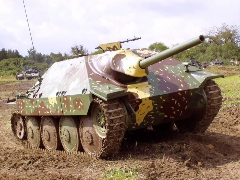 Огнеметный танк PM-1, первый вариант (Чехословакия)