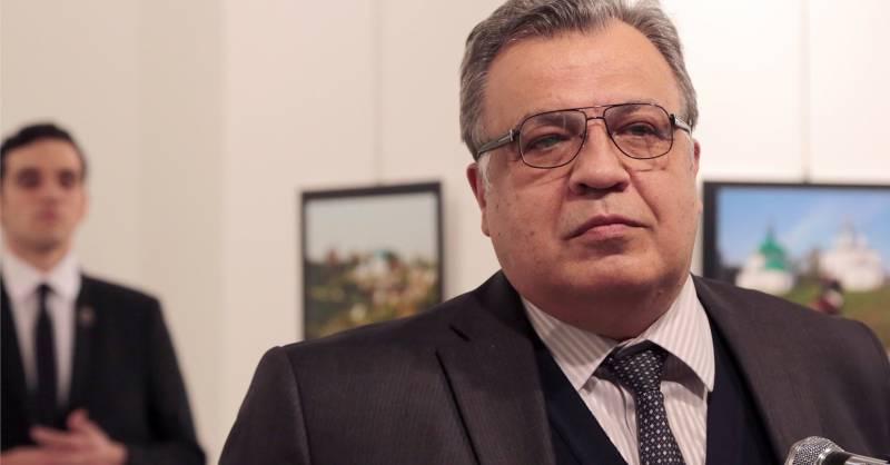 """Ответственность за убийство российского посла взяла на себя """"Джейш аль-Фатх"""""""