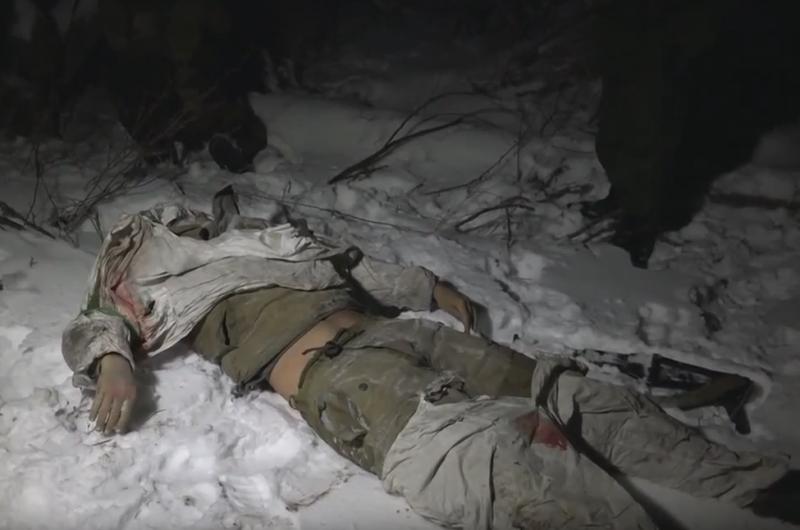 Огромные потери ВСУ под Дебальцево