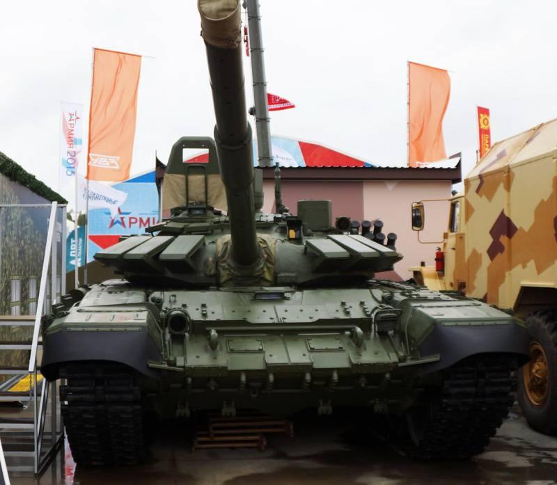 «Уралвагонзавод» в текущем году поставил на производство 7 образцов вооружения