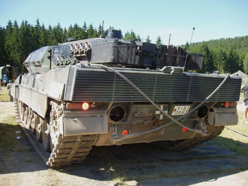 Танки. Немецкий основной боевой танк Leopard 2: этапы развития. Часть 8