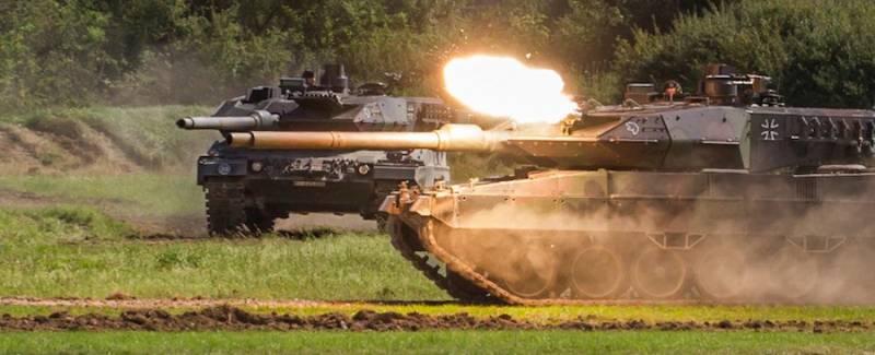 Танки. Немецкий основной боевой танк Leopard 2: этапы развития. Часть 7