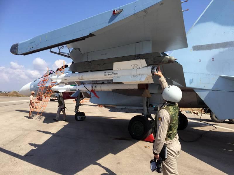 Россия опробовала в Сирии более полутора сотен образцов современных вооружений