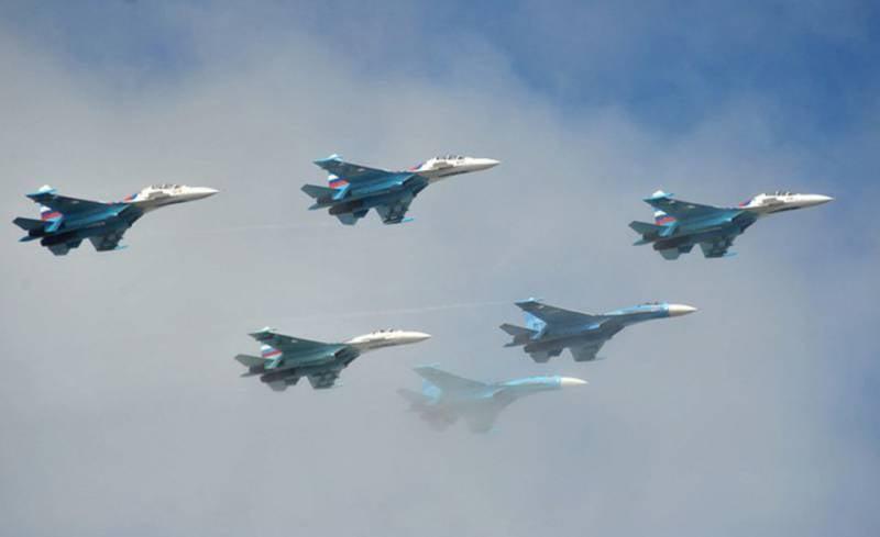 Российские лётчики в этом году налетали рекордное количество часов