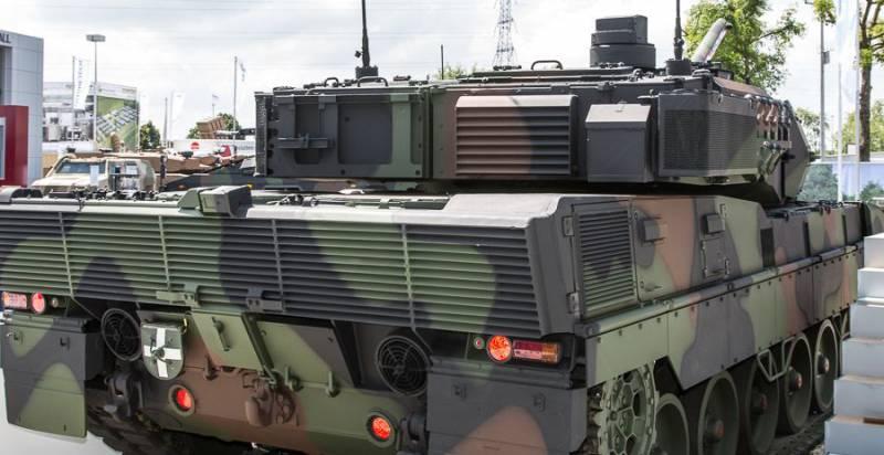 Танки. Немецкий основной боевой танк Leopard 2: этапы развития. Часть 9