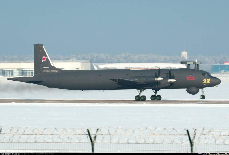 Завершаются испытания восьмого модернизированного Ил-38Н