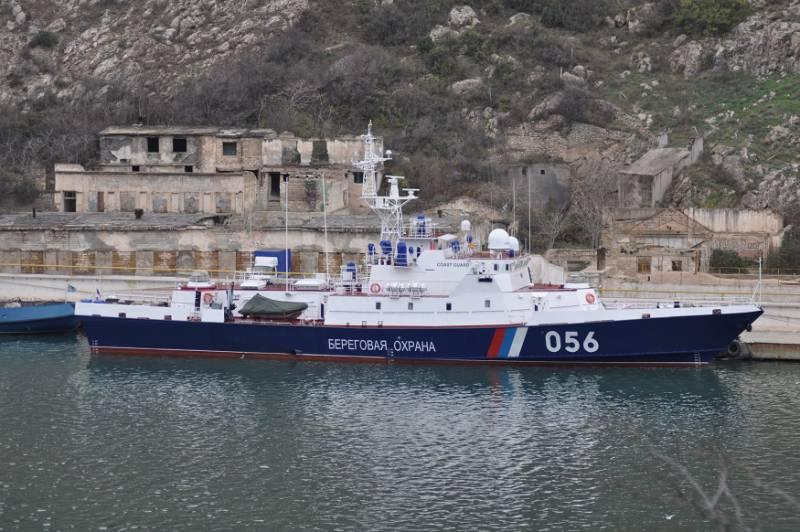 Погранслужба ФСБ заказала ещё два сторожевых корабля типа «Светляк»