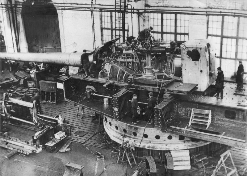 406-мм пушка Б-37: царь-пушка Балтийского флота